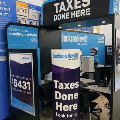 Jackson Hewitt Office