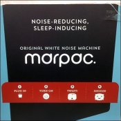 Marpac White-Noise Machine Try-Me Controls