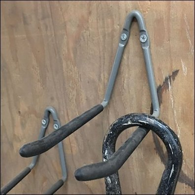 Single-Wire Double Arm Utility Hook