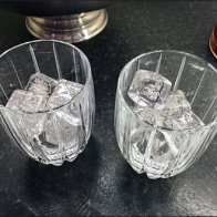 Sub-Zero Showroom Ice Cube Props