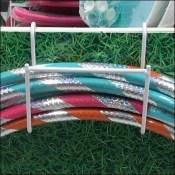 Wire Hula Hoop Hanger Rides Sidesaddle