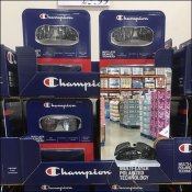 Champion Sunglass Display Built-In Mirror