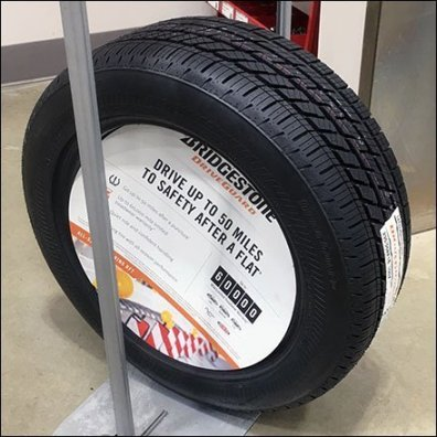 Bridgestone Driveguard Tire Sample Hero