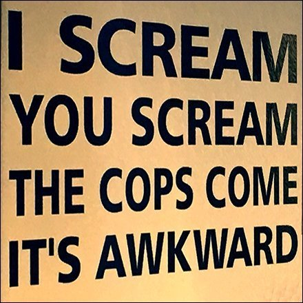 I Scream You Scream Ice Cream Warning Feature