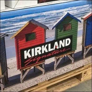 Kirkland Sunglasses Pallet Display