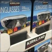 Kirkland Tethered Sunglass Sample Ledge