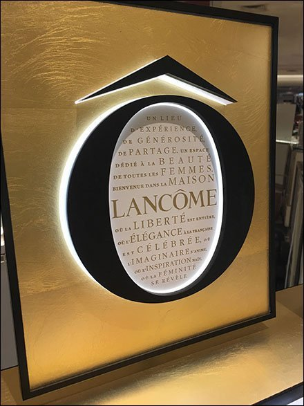 Lancome Logo Counter Descriptors Enumerated