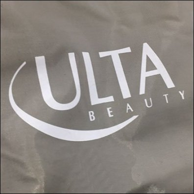 Ulta Shopping Bag Logo Aux