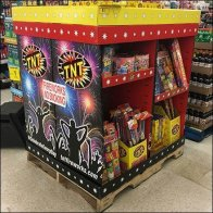 Fireworks No Smoking Last Ditch Warning