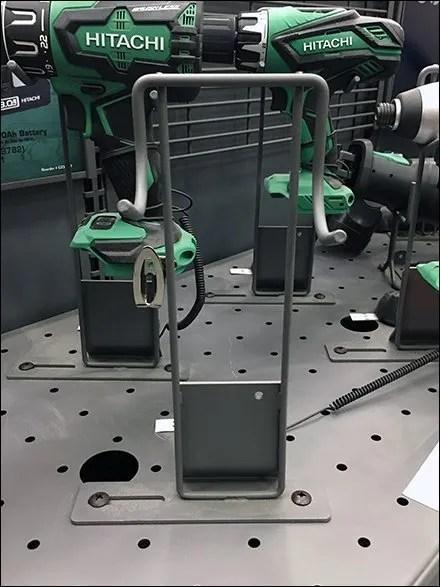 Hitachi Drill Power Tool Cradle Upright