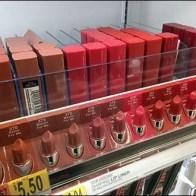 Maybelline Merchandises Universal Red Line