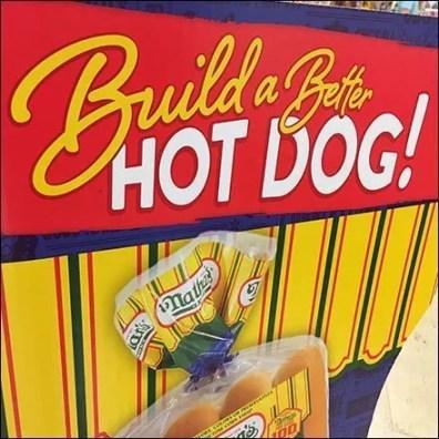 Nathan's Hot-Dog-Buns Branded Merchandising