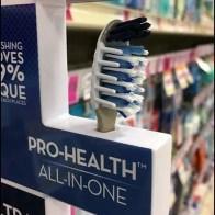 Oral-B Toothbrush Samples