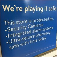 Security Cameras Playing It Safe In Retail