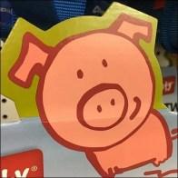 Smart and Tasty Piggy Twist Treats Tagline