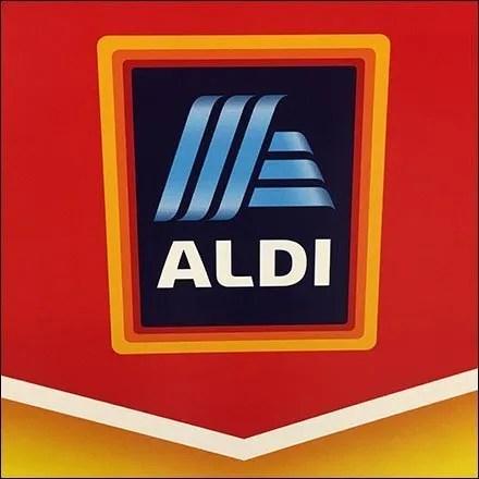 Aldi Discount Supermarket Outfitting Logo