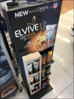 L'Oreal Elvive Hair Revive Corrugated Tower