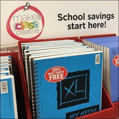 Make-Class-Creative Back-To-School Savings