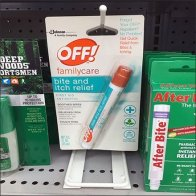 Off Shelf-Top Freestanding Display Hook