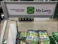 Scott's My Lawn App Download Invitation