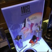 Thierry Mugler Angle Counter-Top Display