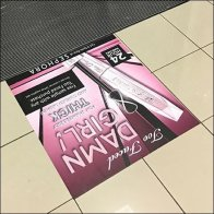 Too Faced Damn Girl Escalator Floor Graphic Feature3