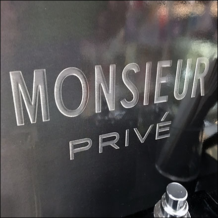 Chanel Monsieur Boxed-Set Sampler Display