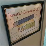 Science-Center Formally-Framed Evacuation Plan