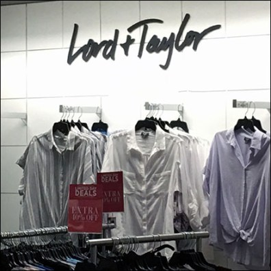Lord-&-Taylor Tile-Wall Apparel Faceouts