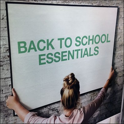 Back-To-School Picture-Hanging Essentials