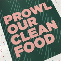 Prowl-Clean-Pet-Food Floor Graphic