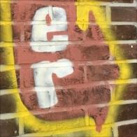Street Art Store Entrance Directional