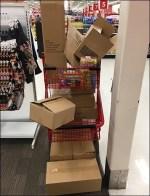 Target Stocking Cart Overload Documentation