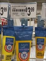 Artist's-Loft Acrylic-Paint-Tube Grid Hook