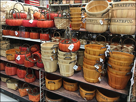 Random Wicker-Basket Selection In-Stock