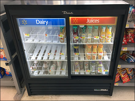 Grab-&-Go Dairy Cooler vs Grab-&-Go Juice Cooler