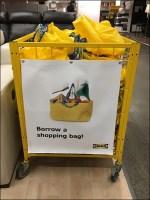 IKEA Bag Bulk-Bin