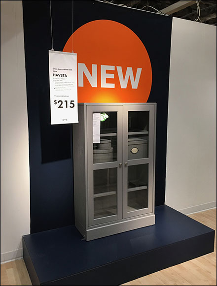 IKEA New Cabinet Focal-Point Presentation