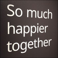 So-Much-Happier-Together IKEA Lifestyle Quote