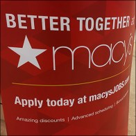 Macy's Better-Together Hiring Tagline