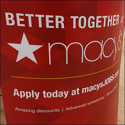 Macy's Better-Together Hiring Tagline