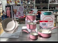 Modern Farmhouse Cookware Table-Top Ensemble