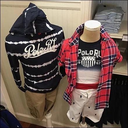 Polo Ralph Lauren Vintage Bodyforms Square1