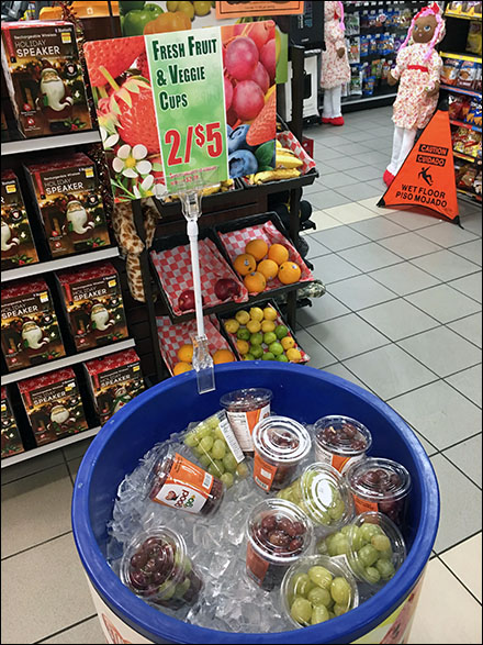 Grab-&-Go Fruit and Veggies Cups
