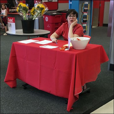 Manned Store Entry Hiring Station