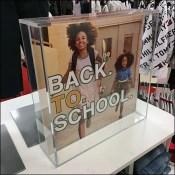 Tommy Hilfiger Back-to-School Shadowbox