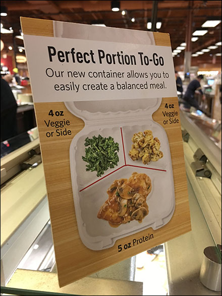 Perfect-Portions Grab-&-Go Containers