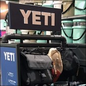 Yeti Branded Multi-Merchandise Tower