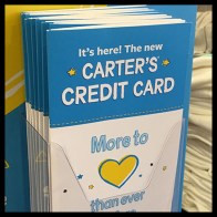 Apply-Now Credit-Card Literature Holder