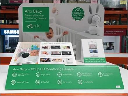 arlo baby monitor costco online